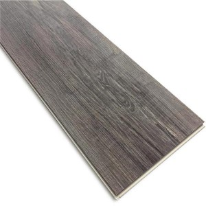 4mm 5mm Waterproof Rigid Core SPC wooden Plastic Flooring with Wood design