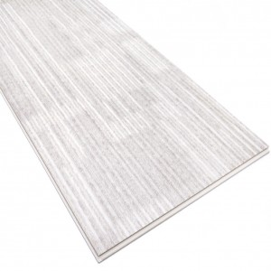 Light Color Dust-Resistance Rug Pattern Rigid Core PVC Floor