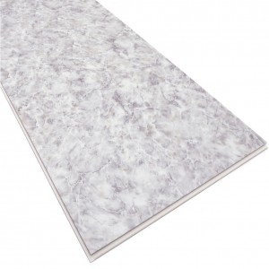 Waterproof Coral Pattern Vinyl Click Flooring Tile