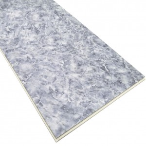 CE Approved Waterproof Marble Pattern SPC Click Flooring Tile