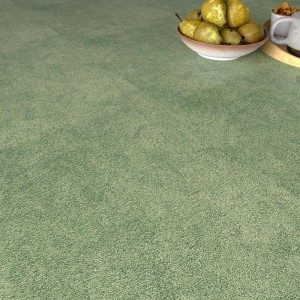 Green Commercial DIY Vinyl Roller Flooring