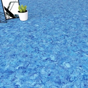 Fireproof Economic Plastic PVC Vinyl Flooring Roll