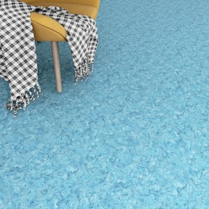 Manufacturer Price Customized Commercial PVC Vinyl Flooring Roll