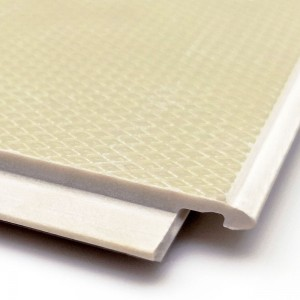 Fabric Pattern Best SPC Flooring and Wall Plank