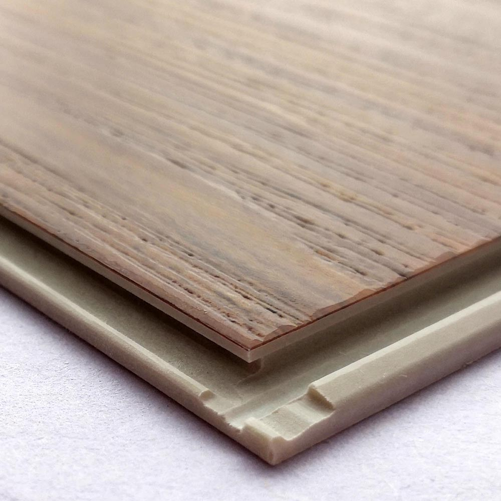 China Top Suppliers Studded Vinyl Flooring 0 3mm Wear Layer