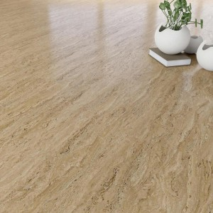 Popular Stone Virgin Material Vinyl flooring With Click Lock